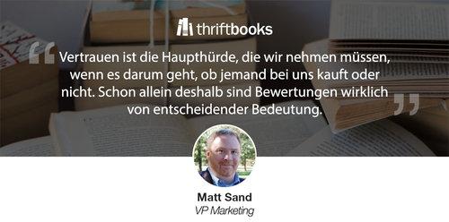 ThriftBooks verdoppeln Umsatz – tun Sie es ihnen gleich!