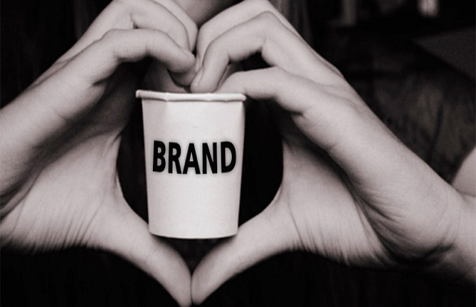 Die Liebe zu Ihrer Marke