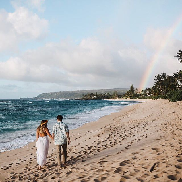🌈 🌴🏖 #luckywelivehawaii