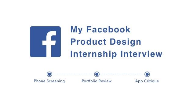 product design internship