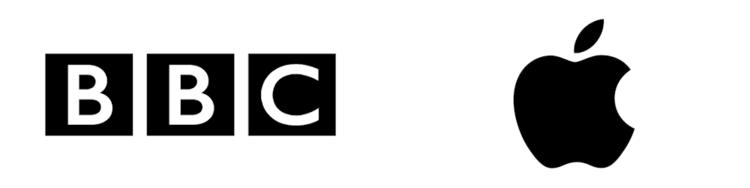 bbc-apple-logos