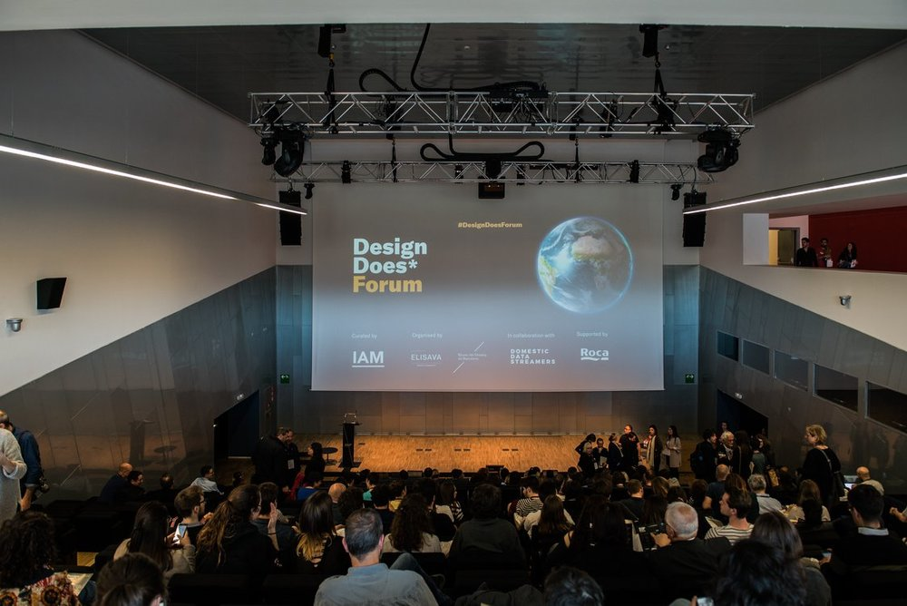 IAM x ELISAVA: Design Does ForumHow are the global challenges faced by our planet shaping the futures of design? -