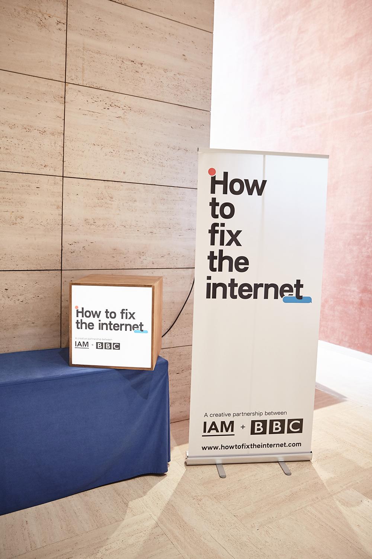 IAM x BBC: How to fix the internet -