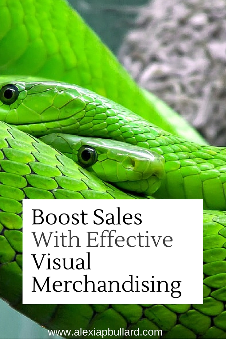 Check out this post for tips on effective retail visual merchandising