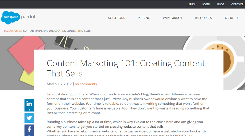 Content marketing tips || Alexia P. Bullard || Tacoma Freelance Writer