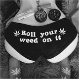 Image credit:  Alien Outfitters   Cheeky bud-related panties are some fun stoner Valentine's Day gift ideas