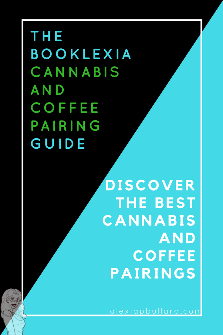 booklexia cannabis and coffee pairing guide