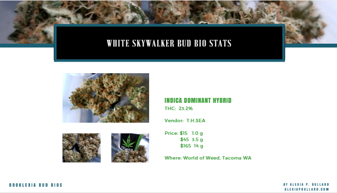 White Skywalker THSea Strain Review