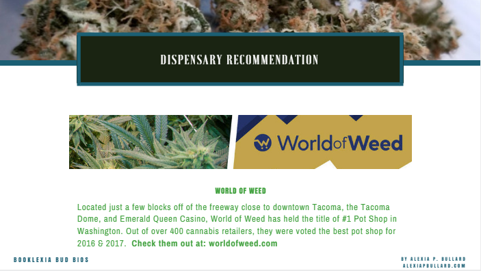 About World of Weed