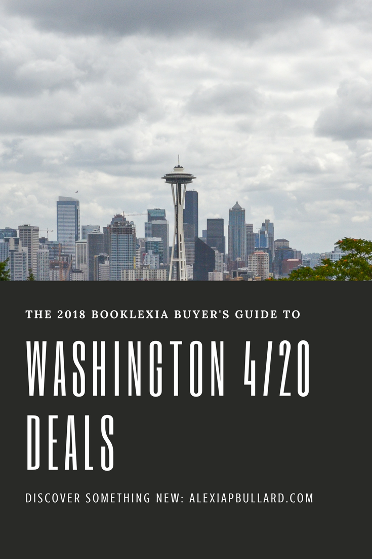Here's a list of some of the biggest 4/20 deals going on in and around Tacoma, WA. All of them are absolute must-haves. || alexiapbullard.com
