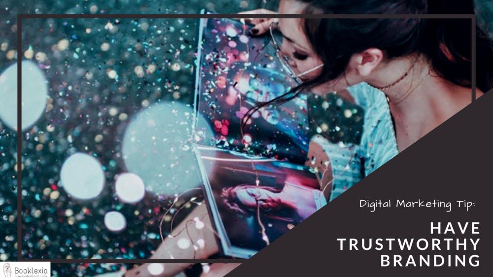 Digital Marketing Tips for Dispensaries || Building a Trustworthy Brand Image || alexiapbullard.com