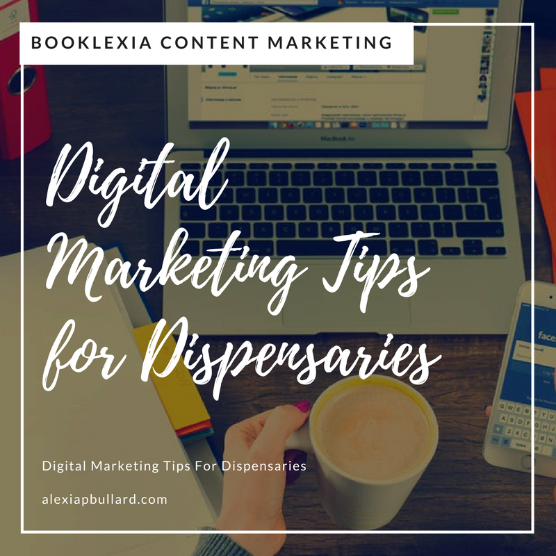 Digital Marketing Tips for Dispensaries