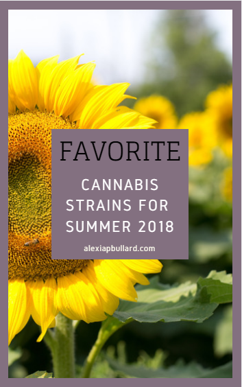 Favorite - Cannabis Strains for Summer 2018 that are just far too delicious to ignore.Brighten up your summer with some weed so loud, you should get your ears checked out.