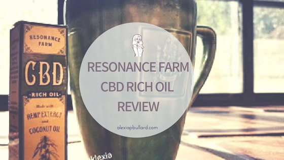 Resonance Farm CBD Oil Review   Booklexia Content Marketing ; cannabis content marketing