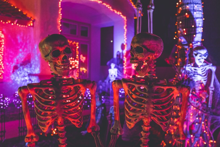 spookiest halloween strains | booklexia content marketing, cannabis content marketing