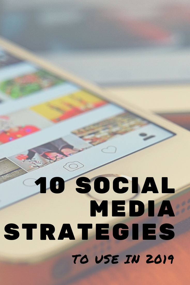 10 Social Media Strategies to Use in 2019 | Booklexia Content Marketing | Cannabis content marketing