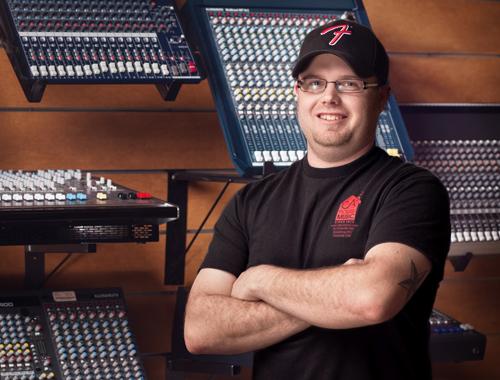 Justin West, Lead Engineer