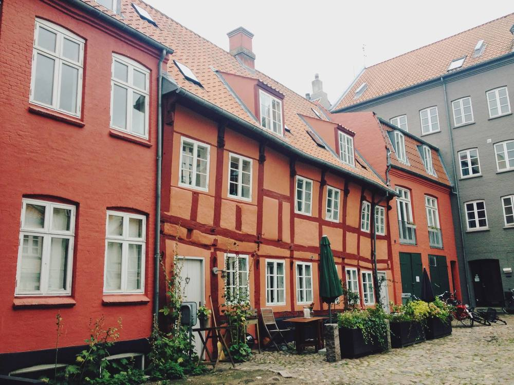 A WEEKEND IN DENMARK