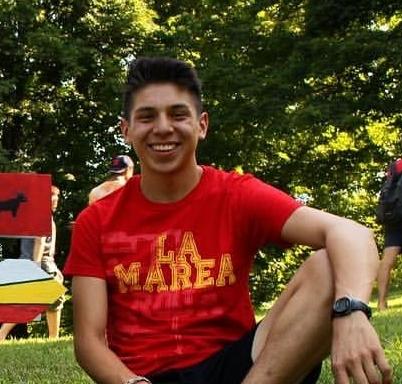 Cristian Mendoza, CRS '15,'16