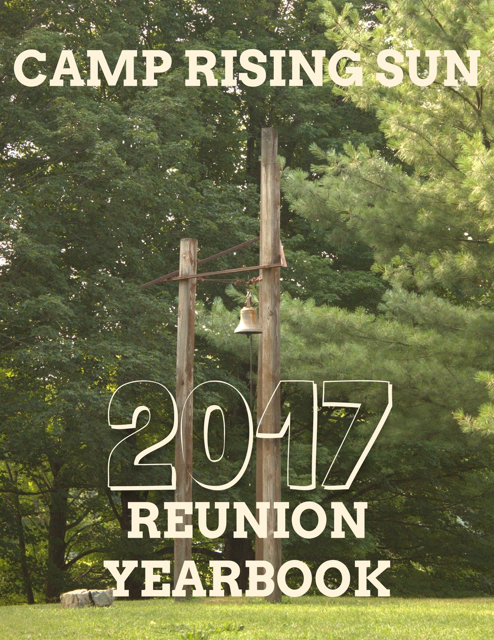 CRS Reunion 2017 Yearbook  -