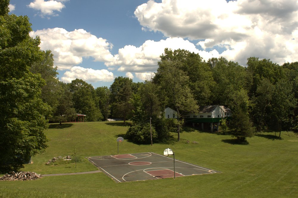 Do you want to shoot some hoops? We have a space for that.