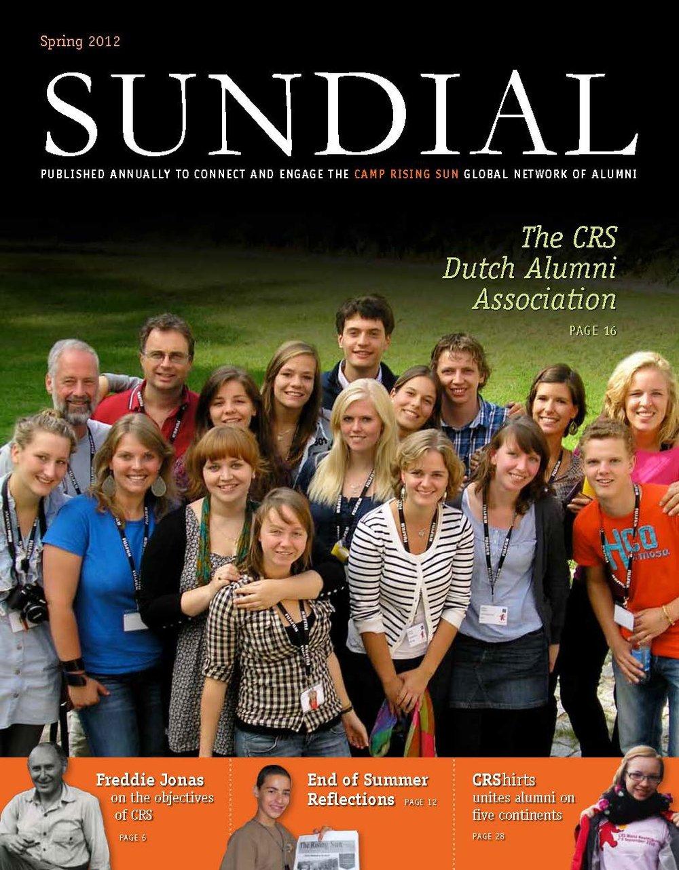 Sundial 2012 -