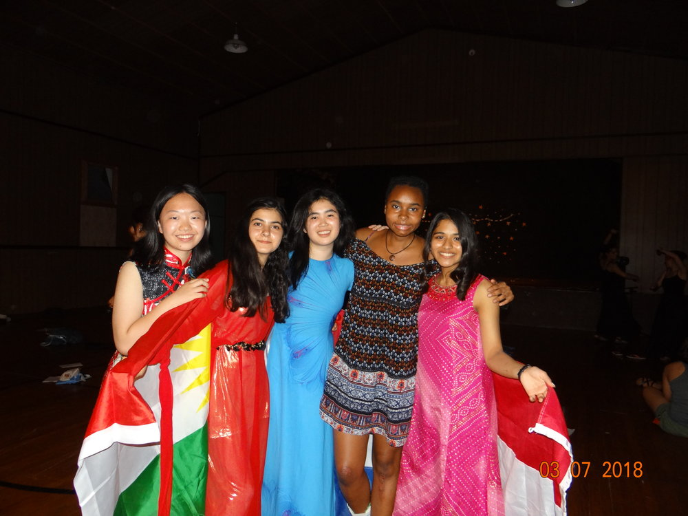 Amy, Lally, Ahn, Cheyanne and Priya.JPG