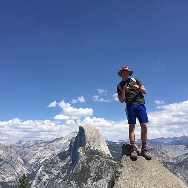 Yosemite National Park #WayyyUp #YNP #ShowYourTribalSide #TribalThreadz #BambaRedSafari