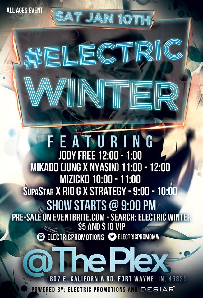 Electric Winter