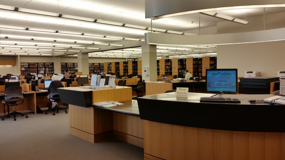 ACPL Genealogy Department