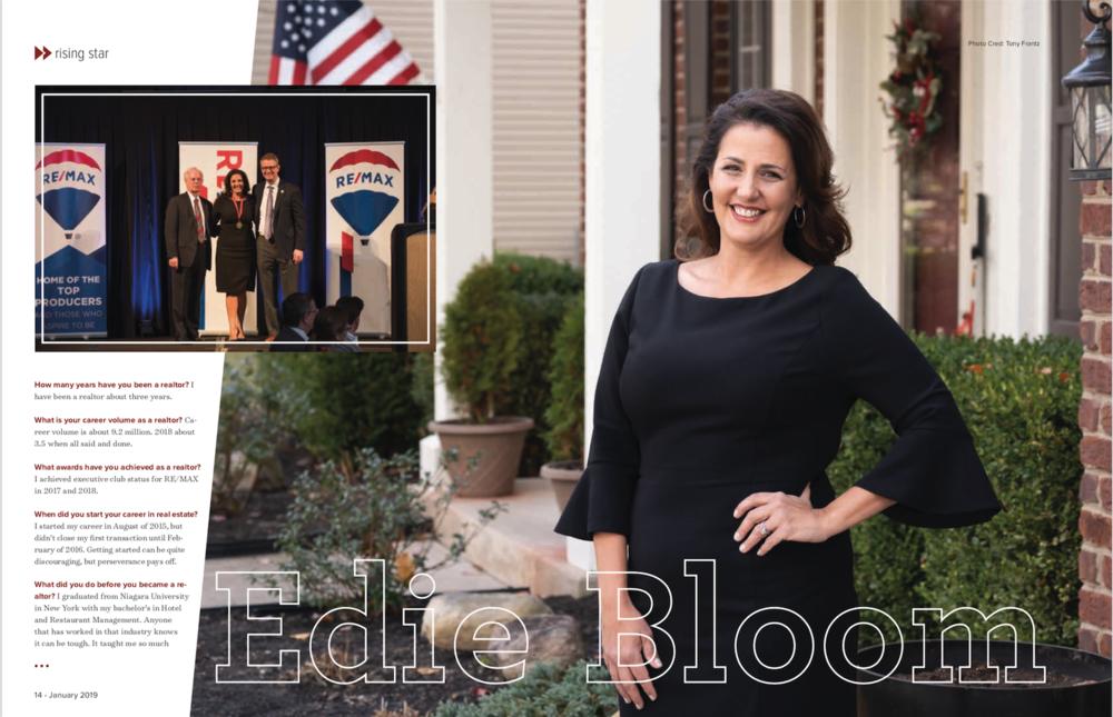 Edie Bloom Fort Wayne Real Producers DasFort