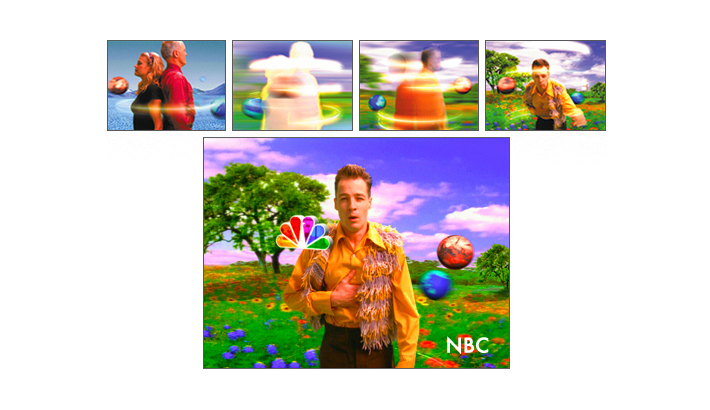 NBC ID - Time Traveler