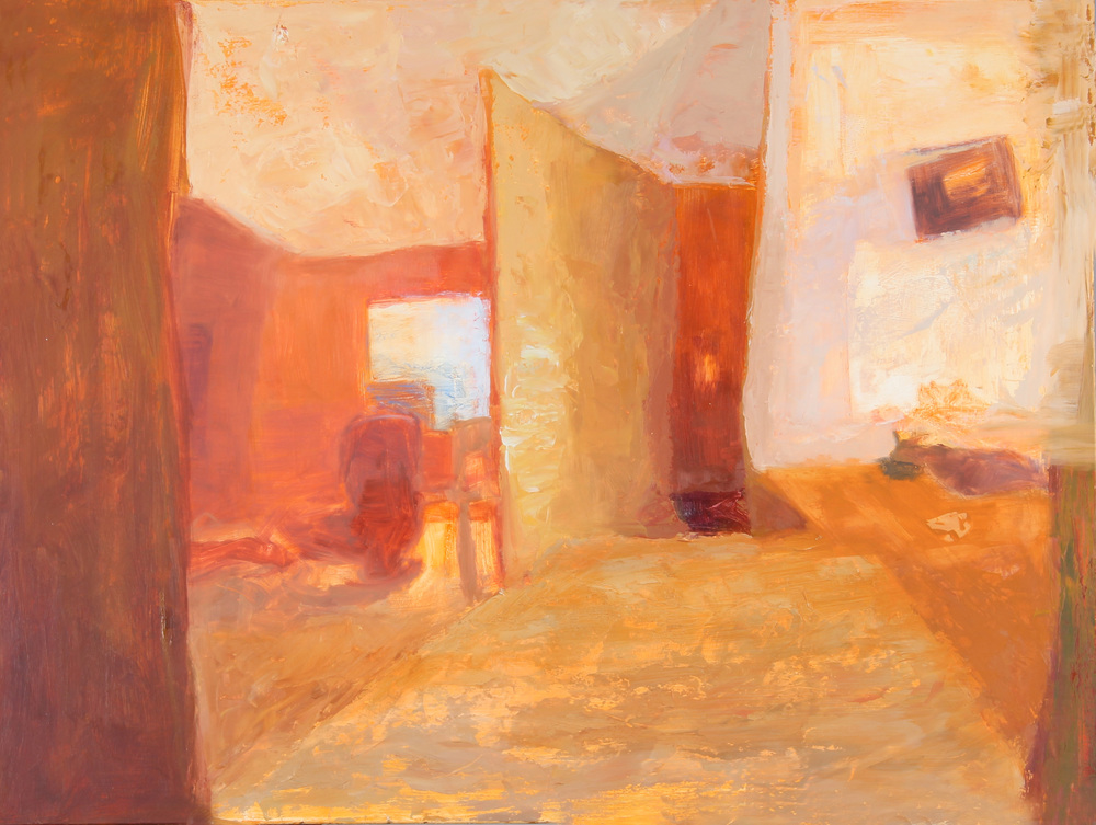 Interior-- Pink space