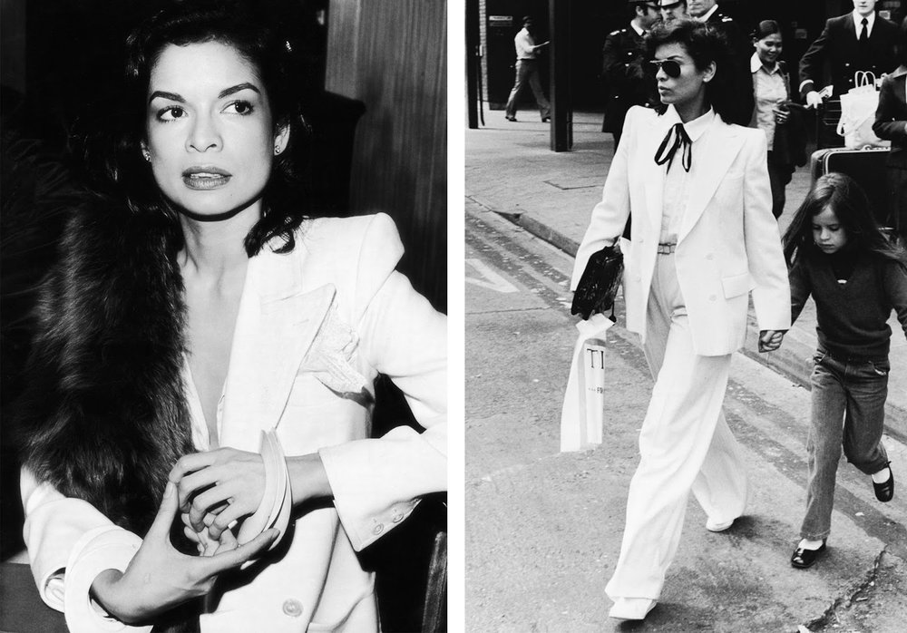 Bianca Jagger Venus in Aries