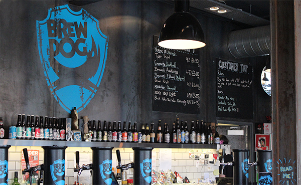 Five Business Lessons From Brewdog Ben Cotton