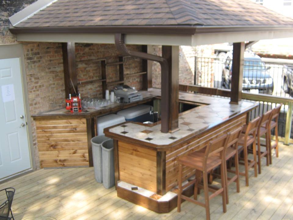 Outdoor Living Area outdoor living areas — southern lakes decks & remodeling