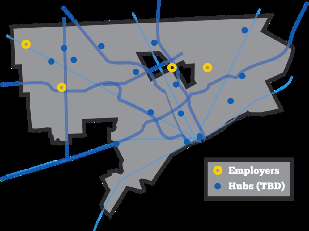 ERN-Map