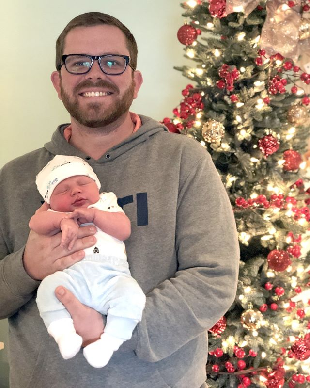 Meet Finn Alexander Prosser - the newest addition to our Botanica family! He's finally here, he's healthy and adorable. When he's not sleeping (about 20% of the time), Finn will be assisting @jordanalexanderprosser in all the flower buying and operations here at Botanica. #botanicababy #falexander #assistanttotheflowerbuyer