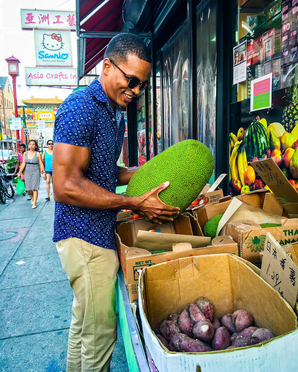 Barrington Goldson -  @food.health.fit