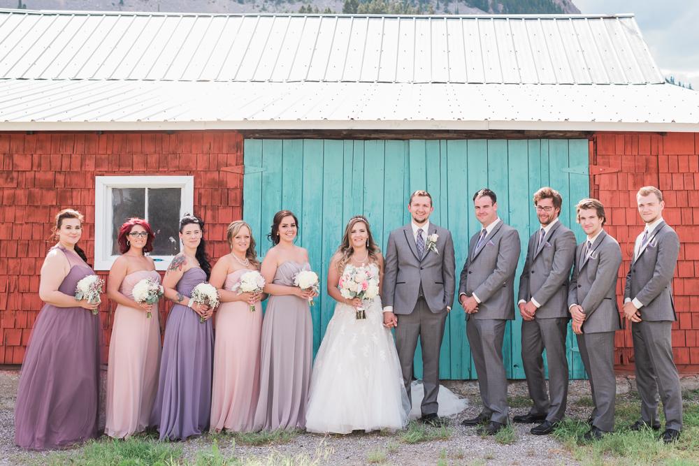 Blairmore Wedding