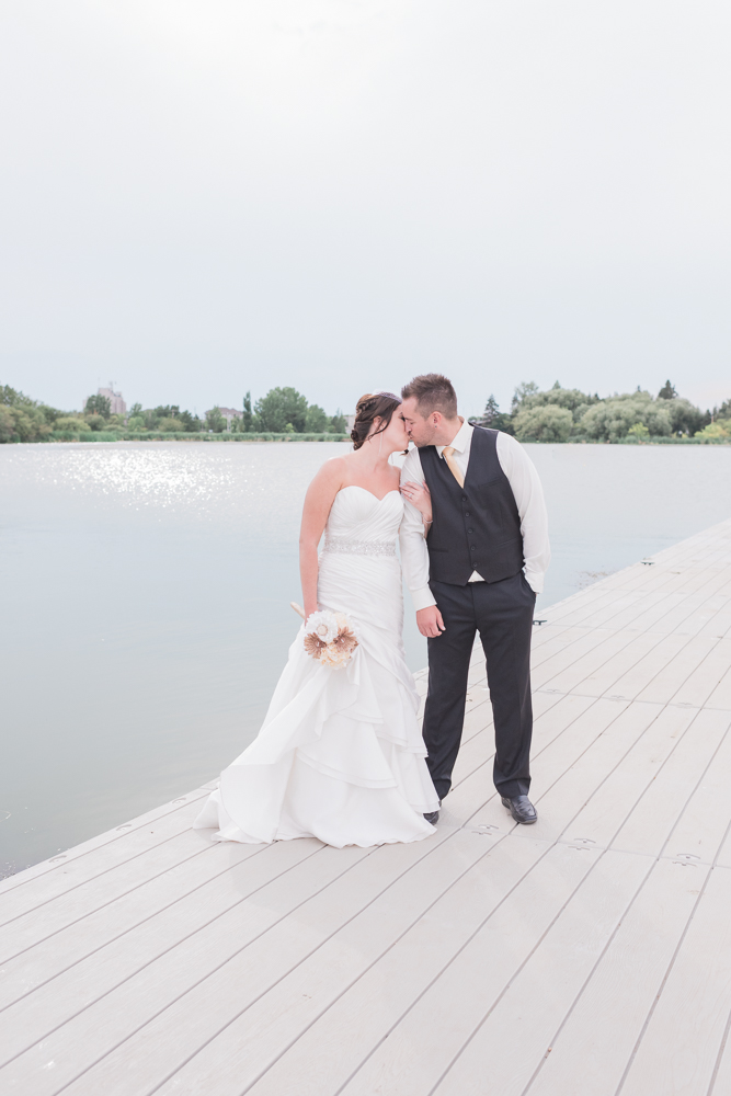 Telford Lake Wedding