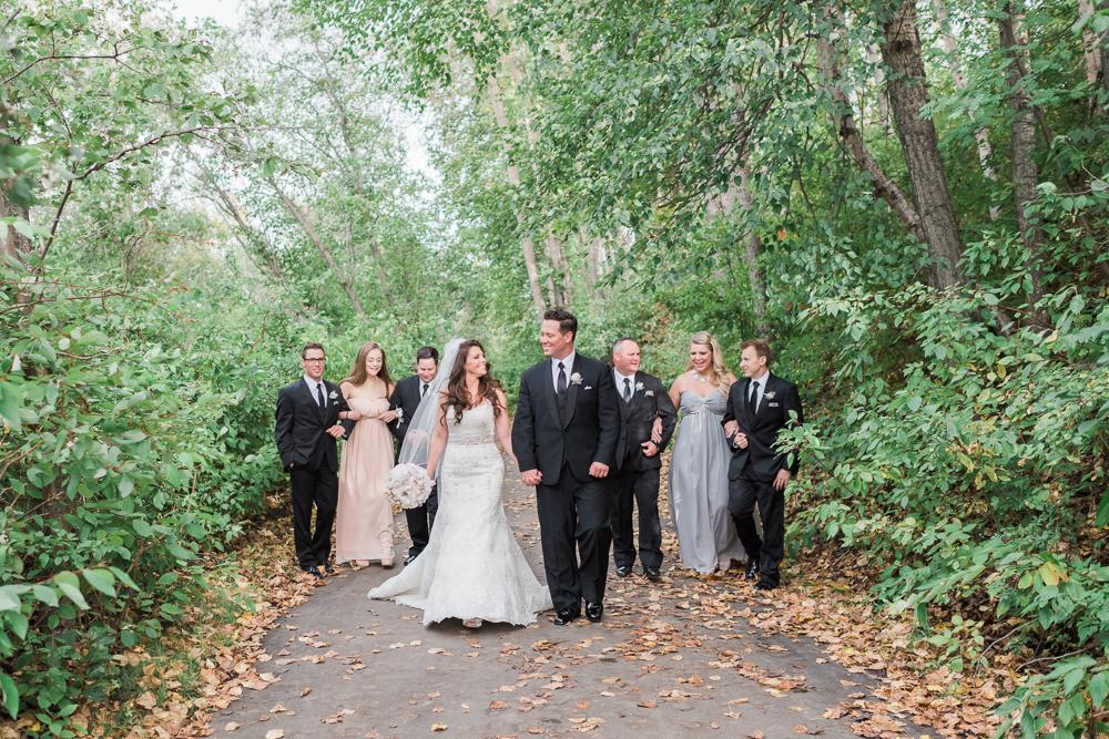 Devon Fall Wedding