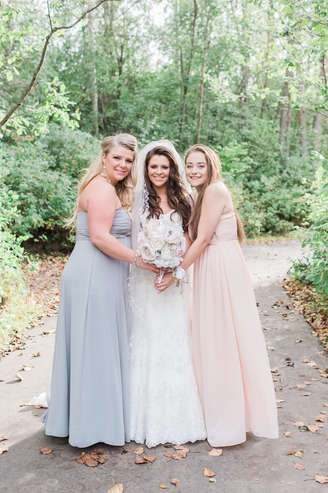 Spruce Grove Fall Wedding