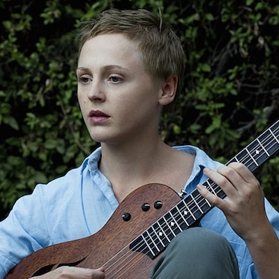 """Whoops! Missed one... #HBD for yesterday (Feb 1), Laura Marling! I was slow to fall for Laura's songwriting but, finally, the Semper Femina album utterly won me over - outstanding guitar playing, great songs and gorgeous voice. Laura's podcast """"Reversal of the Muse"""" was really important to me, too...it meant a lot to hear that other women artists had had negative experiences working with male producers and in all-male recording studios, and to listen to her brilliant interviews with women in the industry. It's still available to listen to and highly recommended! . . . #lauramarling #bornonthisday #reversalofthemuse #semperfemina #songwriter #singer #guitarist #singersongwriter #womeninmusic #feminist #feminineenergy #creativity #podcast #beautifulwoman #awesomewomen #musicindustry #soothing #britishmusician"""