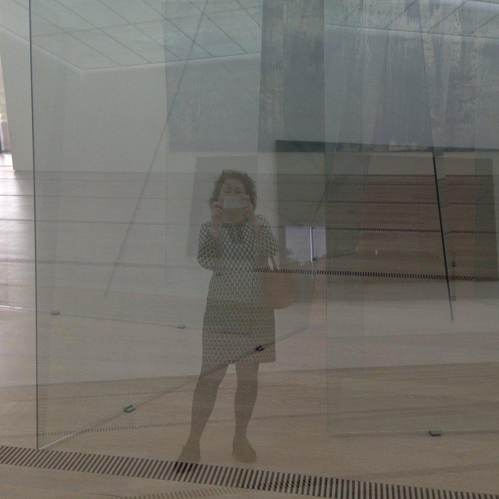 Gerhard Richter retrospective, Fondation Beyeler, 2014