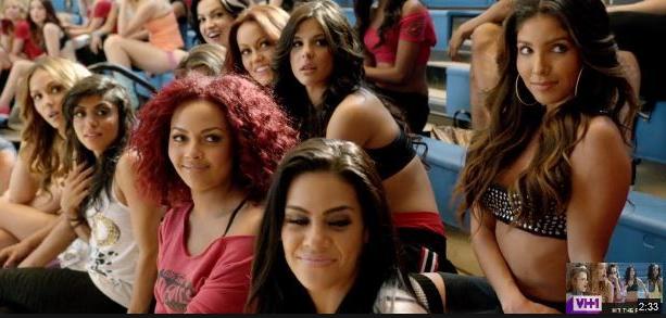 Still Image from VH1's Hit The Floor