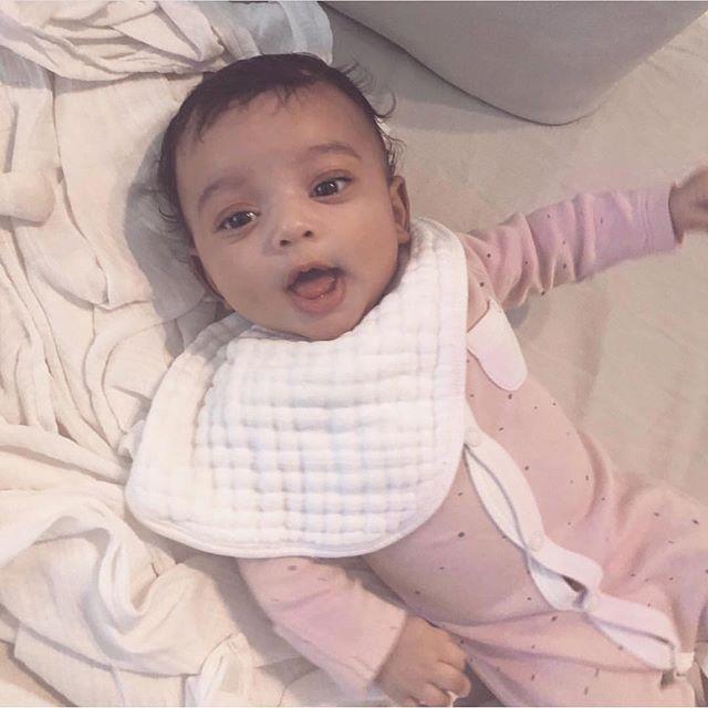 #ChicagoWest 💞 .  @kimkardashian #KanyeWest #toomuchinfo #positivenews