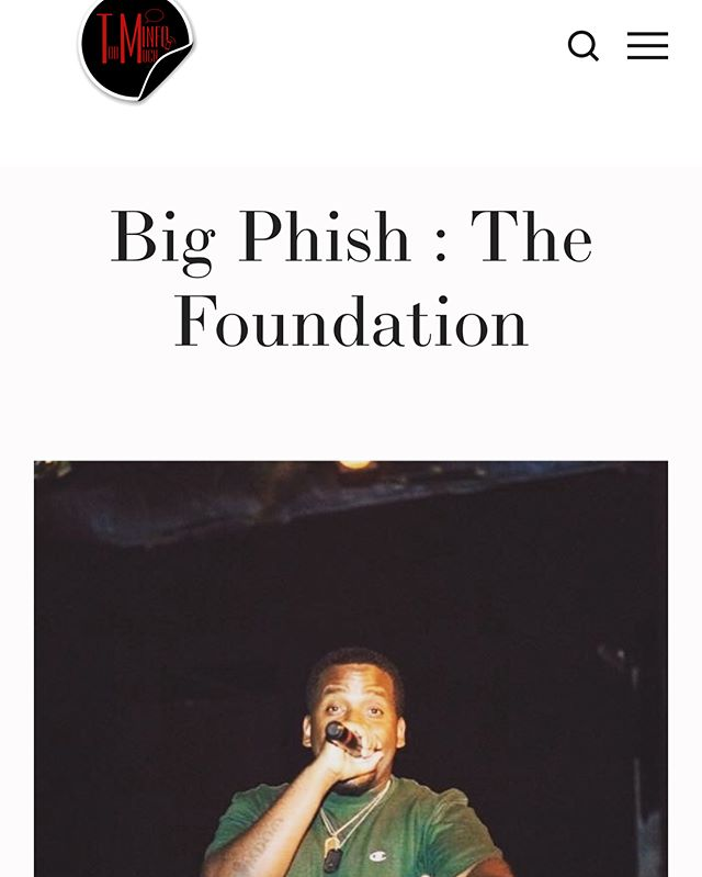 Tiana Lanee sits down with artist Big Phish for part two of his interview with Too Much Info. Big Phish goes in depth about who he is, what sets him apart from other artists and simply why his music is valuable. Check out the full interview to learn more and be sure to keep up with Big Phish on social media:  @BigPhish247 .  Check out the interview now on itstoomuchinfo.com