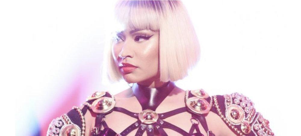 Nicki Minaj @nickiminaj