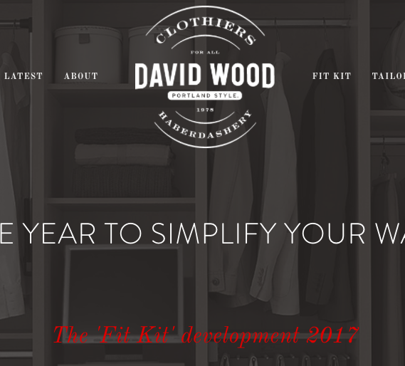 + David Wood Haberdashery